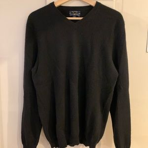 100% cashmere club room sweater